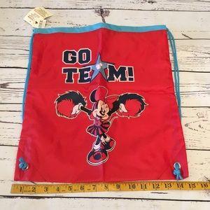 NWT Disney Minnie Mouse cheer sling bag